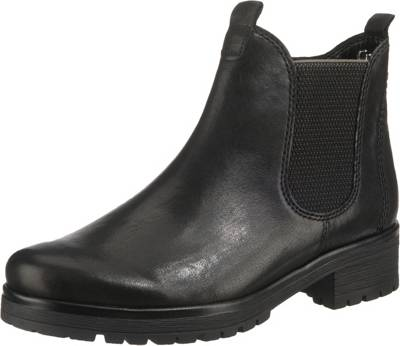Gabor, Chelsea Boots, schwarz