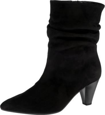 ESPRIT, Elisa Bootie Klassische Stiefeletten, schwarz   mirapodo