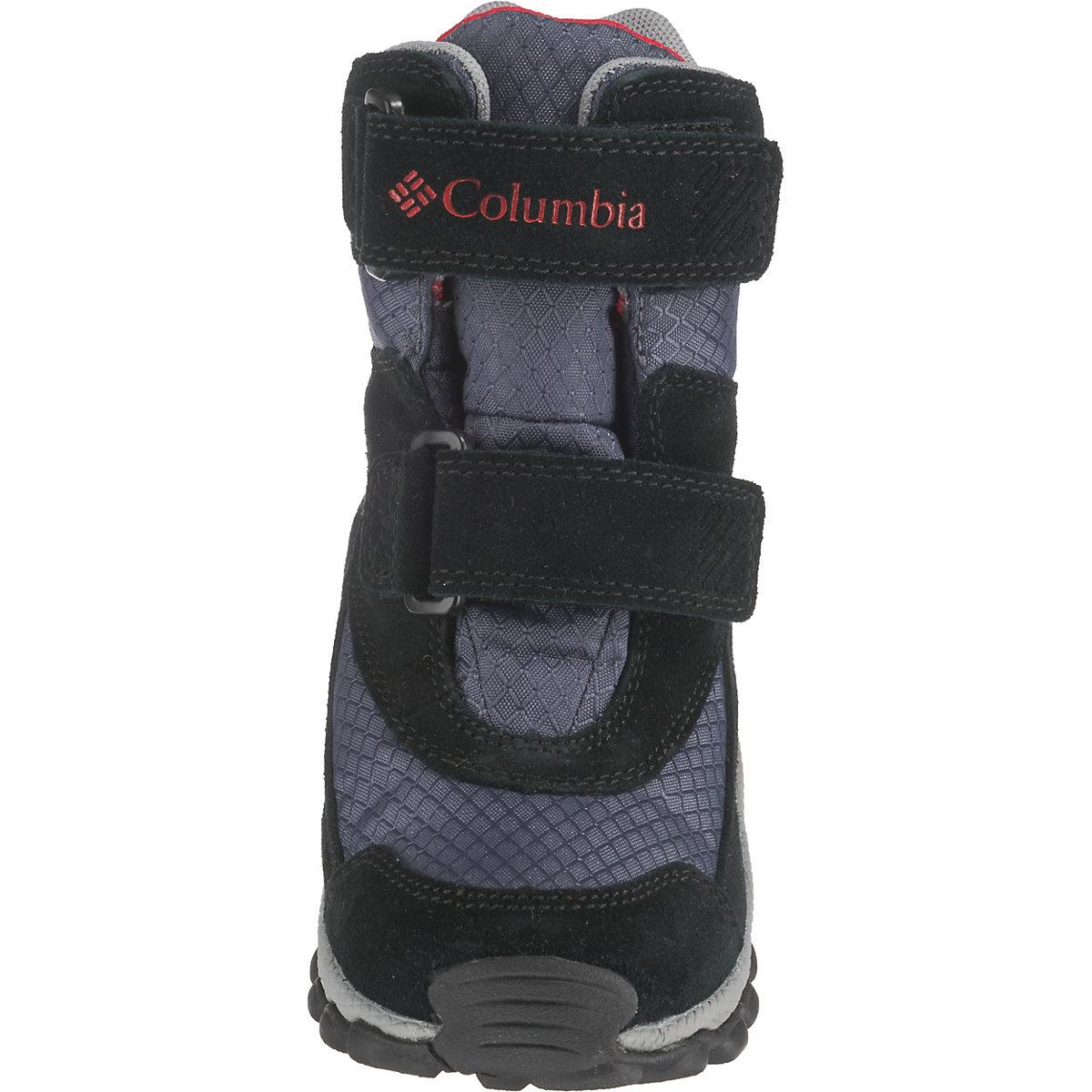 Columbia, Winterstiefel Parkers Peak™ Boot Für Jungen, Graphit