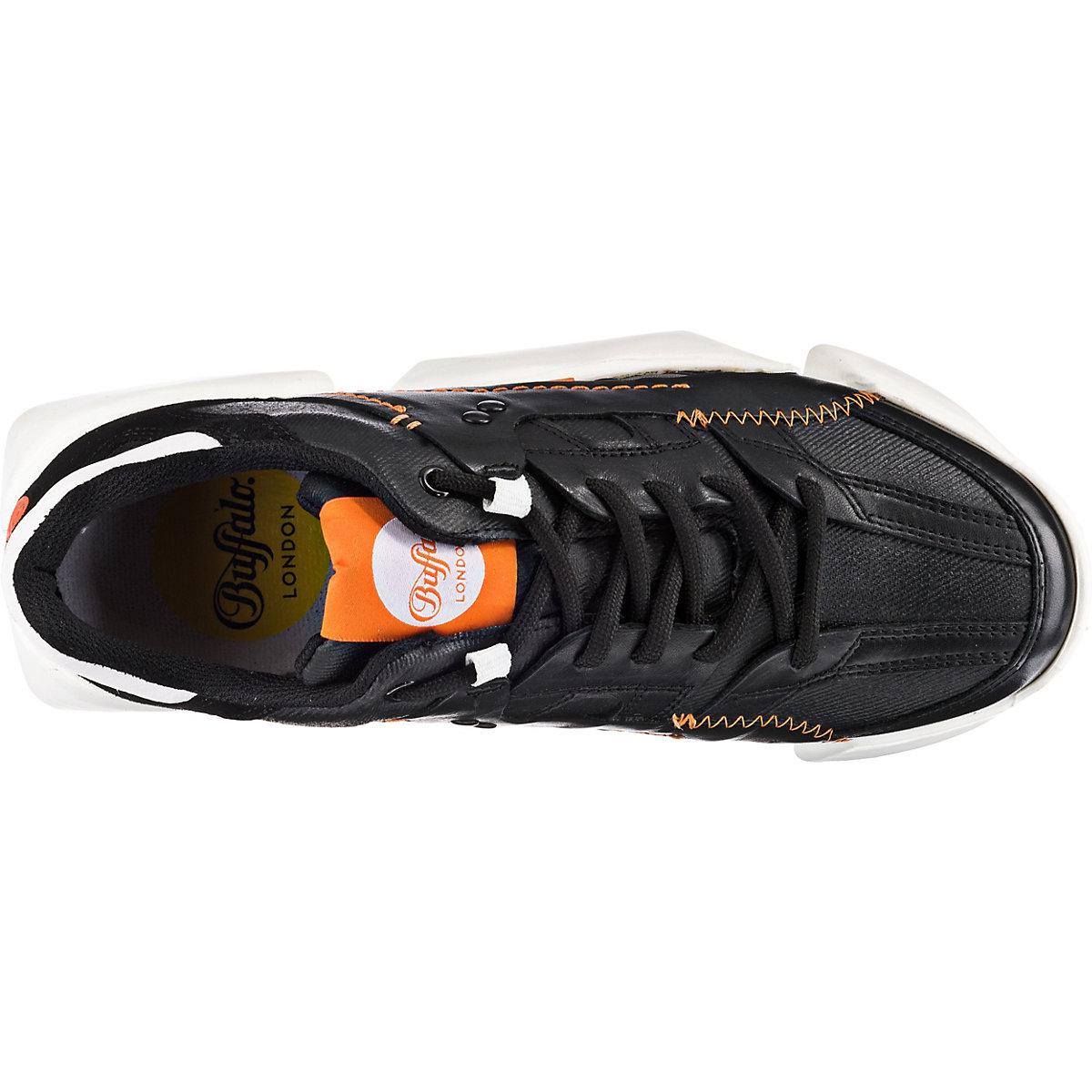 Buffalo London GARVEY Sneakers Low schwarz