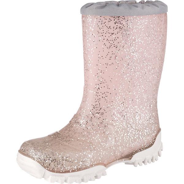 berühmte Designermarke New York hohes Ansehen elefanten, Gummistiefel JANA für Mädchen, pink