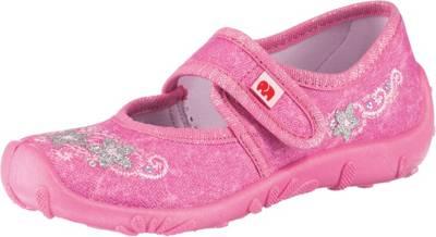 elefanten, Hausschuhe Piera für Mädchen, pink