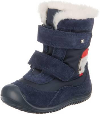 Details zu NEU 39.99€ Elefanten Jungen Stiefel Schuhe Boots Halbschuhe Gefüttert Gr. 19