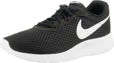 Nike Sportswear, Tanjun Sneakers Low, schwarz