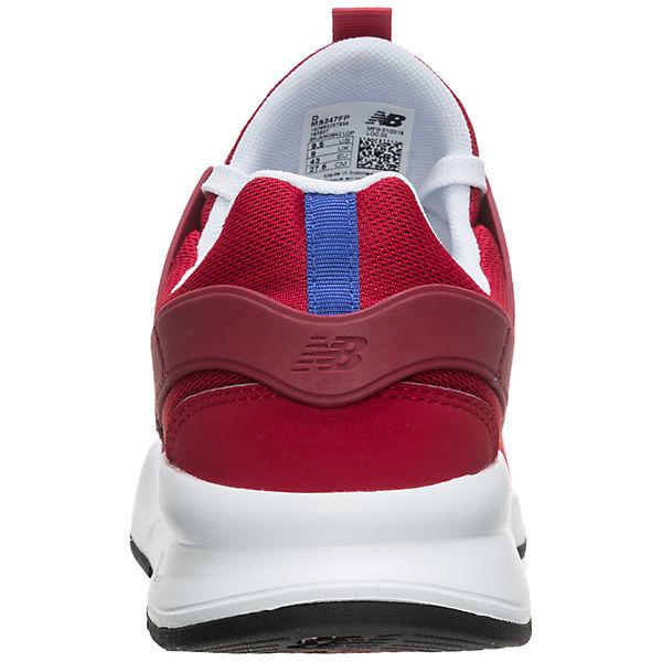 Rot weiß Ms247 Balance Herren Sneaker d New jqULGzMpVS