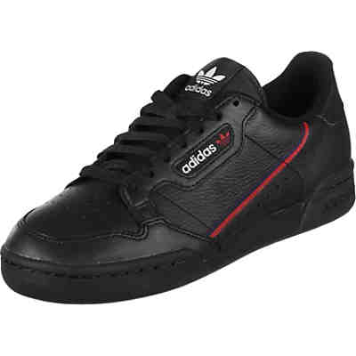 new style c1739 6a2e5 adidas Schuhe Continental 80 Sneakers Low ...