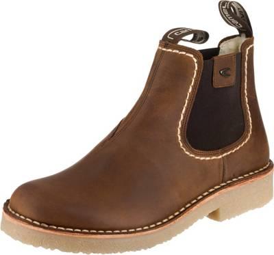 camel active, Havanna Chelsea Boots, braun