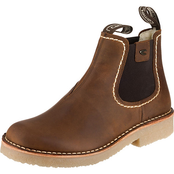 buy best beauty latest fashion camel active, Havanna Chelsea Boots, braun