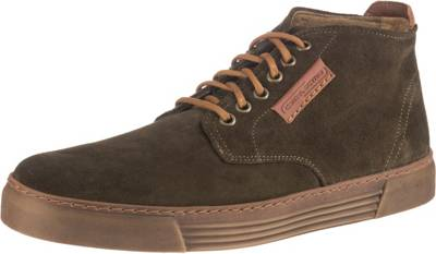 camel active, La Paz GTX Sneakers High, dunkelblau
