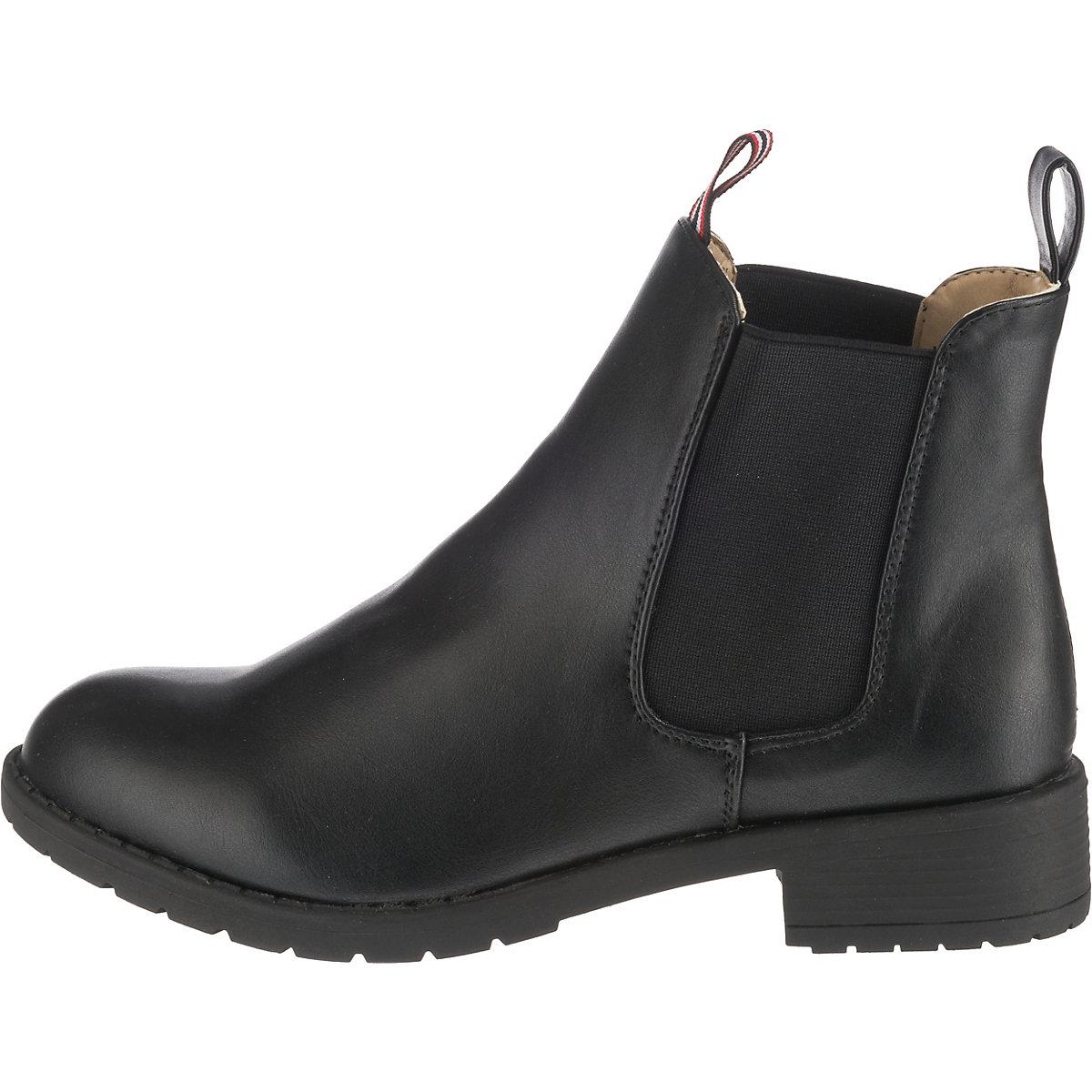 Unlimited, Chelsea Boots, Schwarz