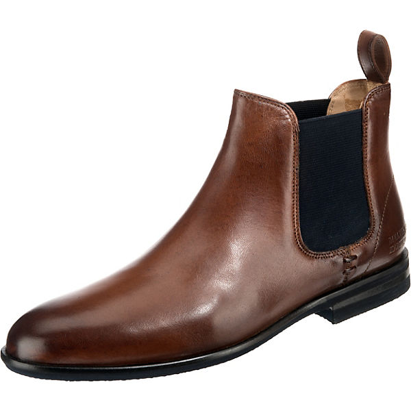 Erstaunlicher Preis MELVIN & HAMILTON Susan 10 Chelsea Boots dunkelbraun