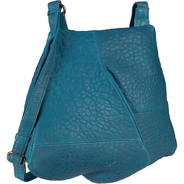Voi Umhängetasche New Zealand Design 30449 Umhängetaschen Vld Beutel Blau Leather rsQdth