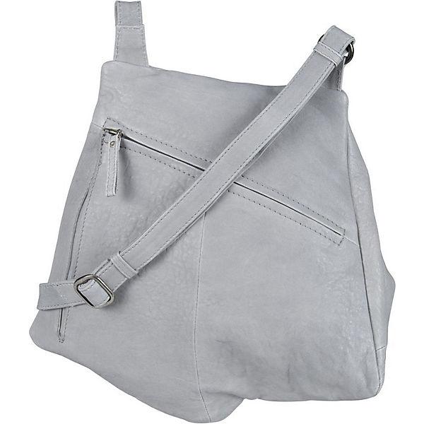 Vld Design Umhängetasche Zealand 30449 Voi Grau Beutel Leather New Umhängetaschen 1lKJcF