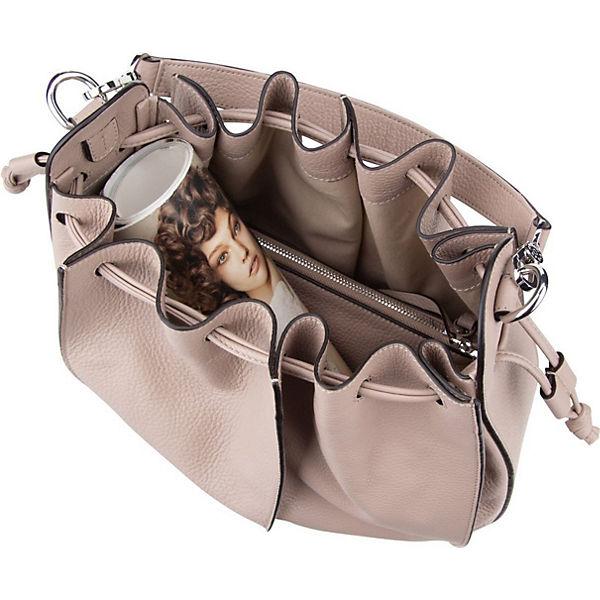 Abro Handtaschen Handtasche Calf Adria 28385 Schwarz kXPZiOu