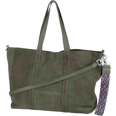39b3bba22cde4 ... Marc O Polo Handtasche Skylar Luxury Suede Handtaschen 2