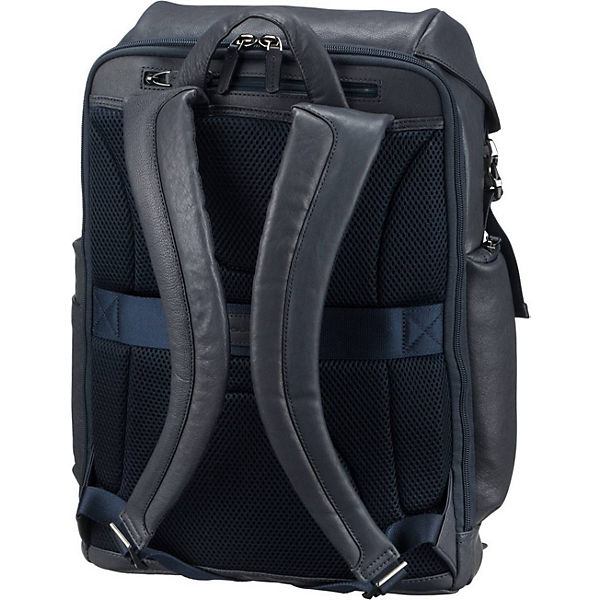 Laptop 4534 rucksäcke B3s Piquadro Laptoprucksack Rfid Oliv W9DeEH2IY