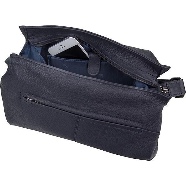 21305 Design Umhängetaschen Voi Vld Leather Venezia Blau Umhängetasche Rz tasche N80nwPOkXZ