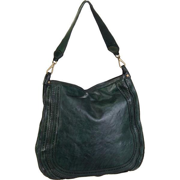 Handtasche C8890 Corallo Handtaschen Grün Campomaggi n8XwkP0O