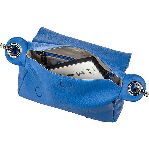 Bag Crossover Umhängetasche Leather Umhängetaschen Blau Duck Mellow Mandarina Fzt93 ZwXuOPiTk