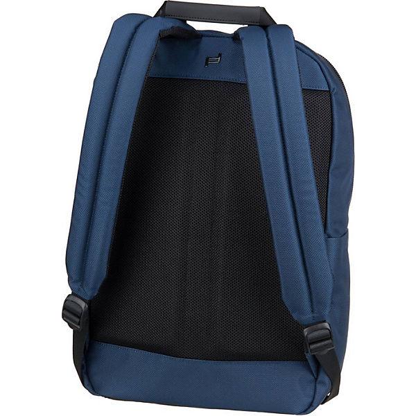 Laptoprucksack Blau Cp Backpack Porsche Mvz Design Cargon Laptop rucksäcke K1Jcl3FTu5