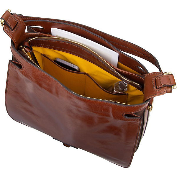 Bridge Rot Handtasche Bag 3039 The Giglio Hobo Handtaschen zMpUSVGq