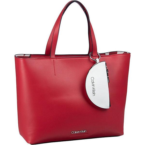Must Calvin Large Klein Shopper Ck Rot gYbfy76v