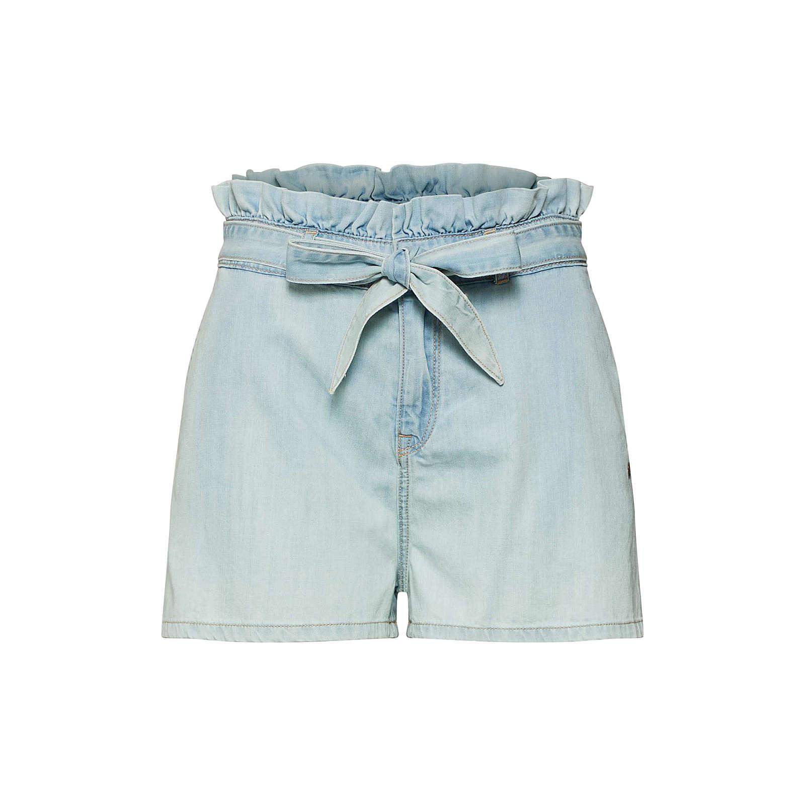 ROXY Jeans Jeansshorts hellblau Damen Gr. 28