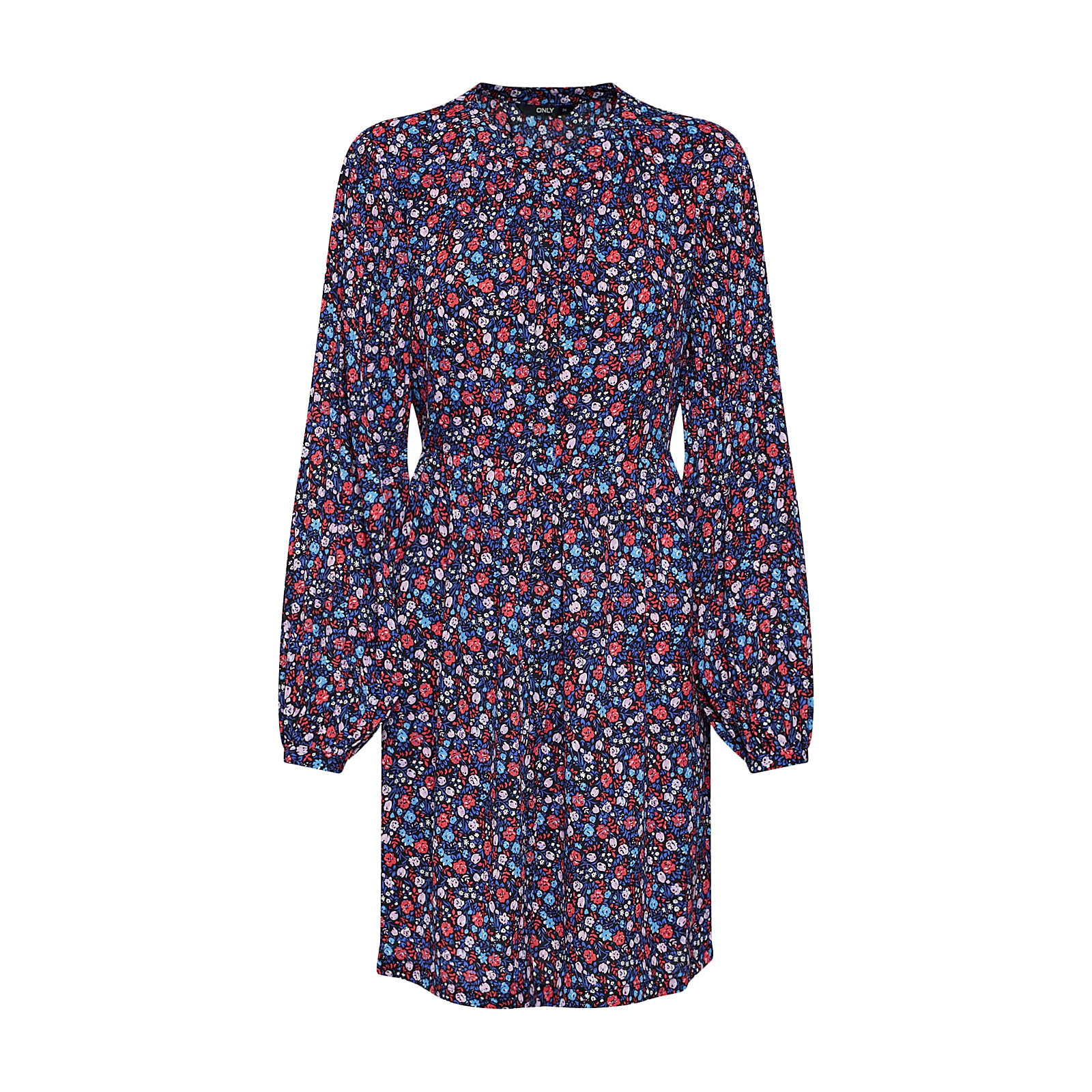 ONLY Blusenkleid PHOEBE Blusenkleider pink Damen Gr. 40
