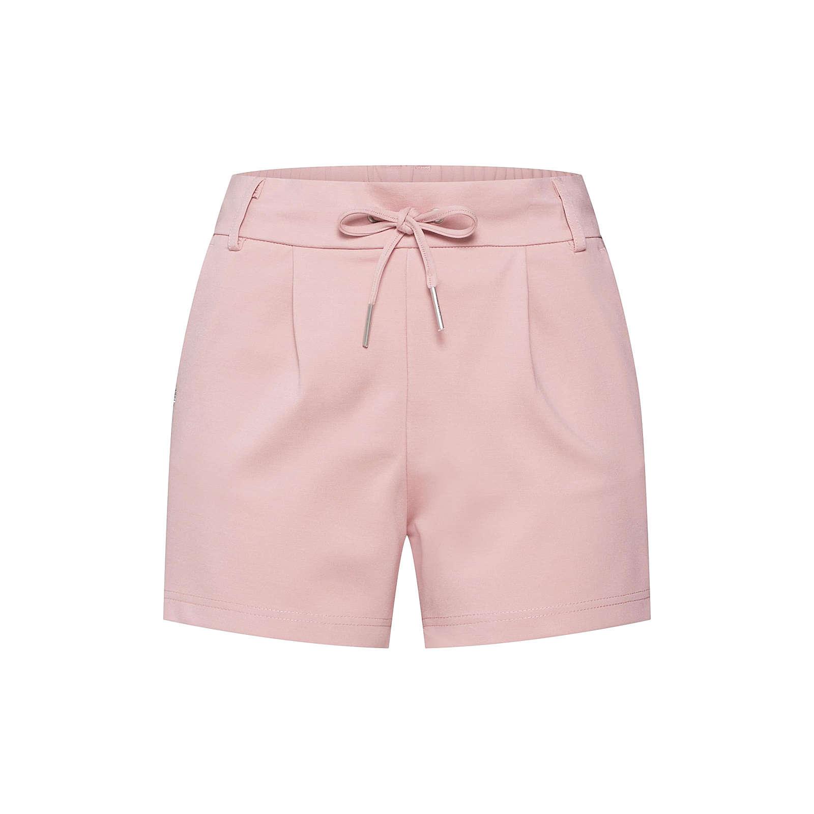 ONLY Bundfaltenhose Anzughosen rosa Damen Gr. 44