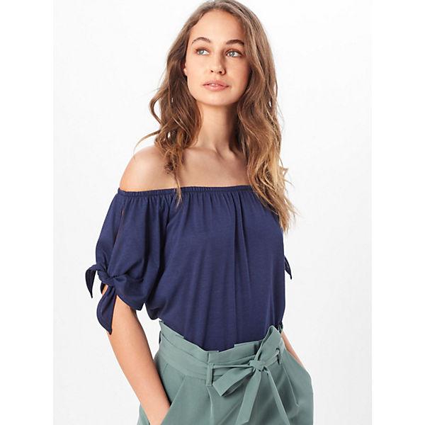 Shirt arm Edc shirts Esprit Blau 3 By 4 FJ5uTclK13