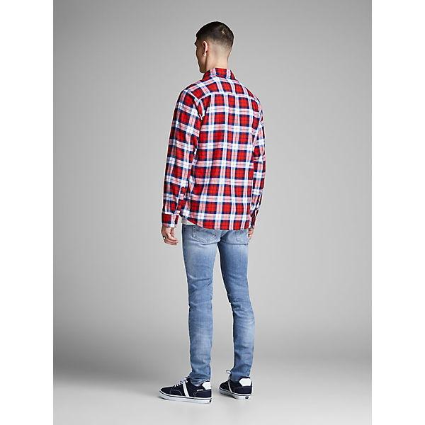 Skinny Blau Fit 50sps Jackamp; 793 Jones Am Jeans Liam Jeanshosen Original DEH2W9I