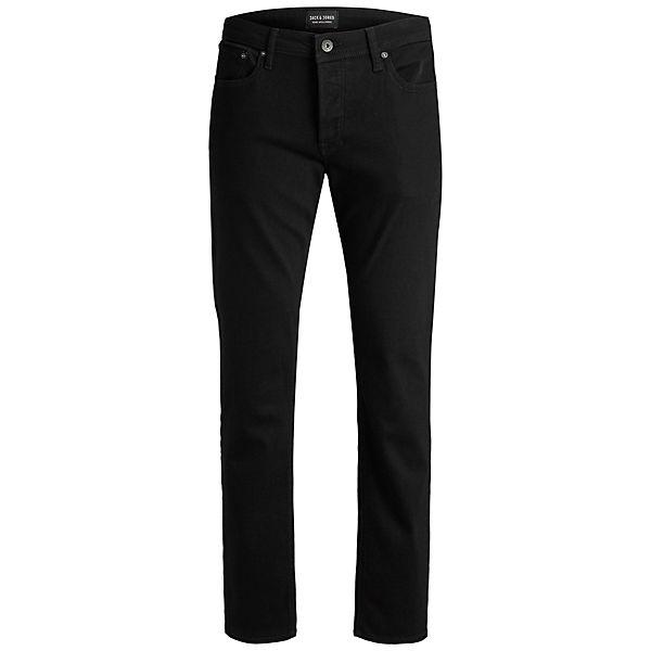 816 Original Jackamp; Jeanshosen Schwarz Jeans Comfort Mike Jones Fit Am cRL34A5jq