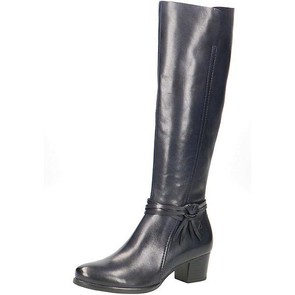 Erstaunlicher Preis CAPRICE BALINA Klassische Stiefel blau