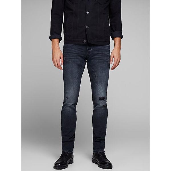 Jackamp; Jones Schwarz Fit Slim Jeans Glenn Original Am Jeanshosen 740 uTFK1J3lc