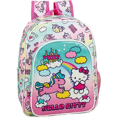 Freizeitrucksack Hello Kitty Candy Unicorns