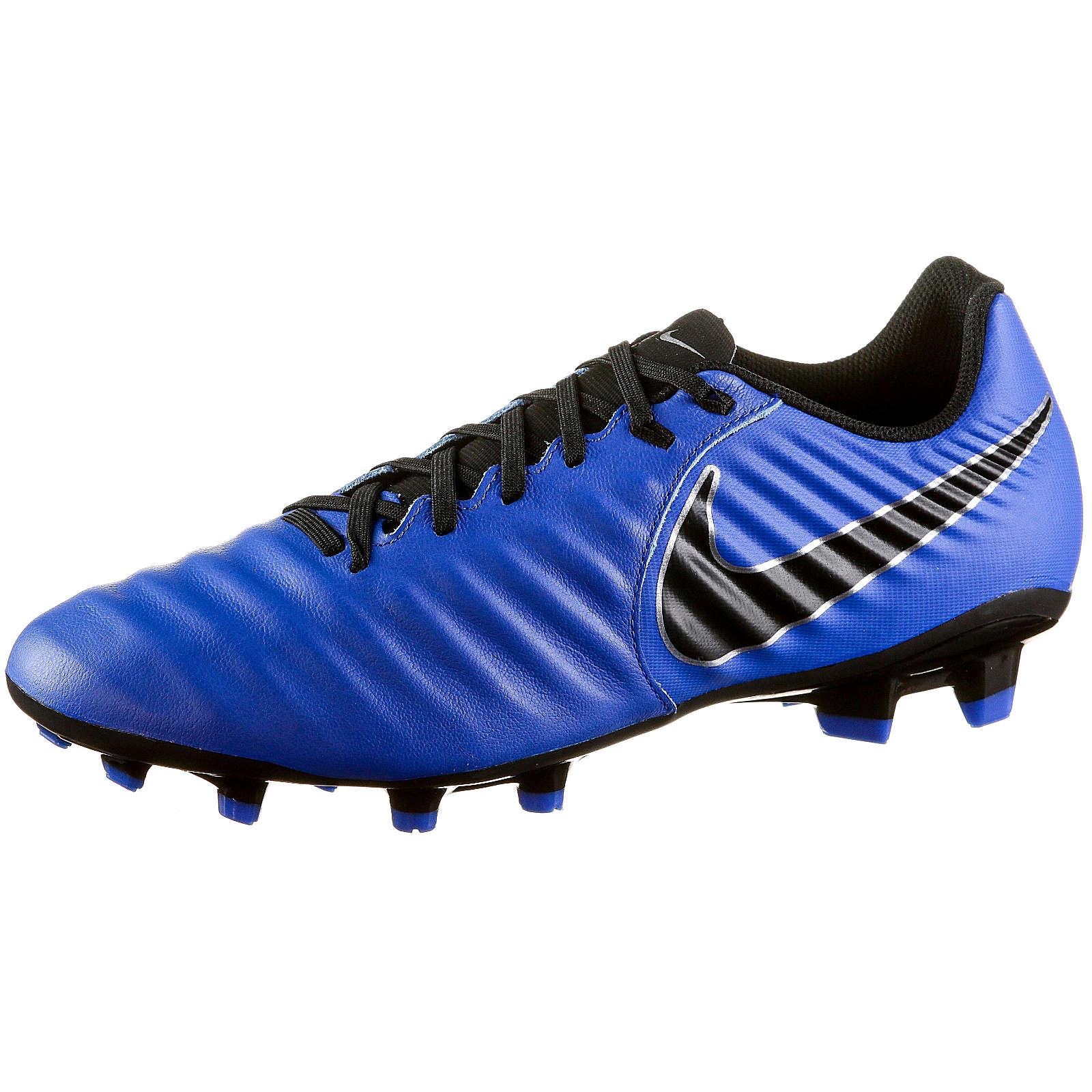 Nike Performance Fußballschuhe TIEMPO LEGEND 7 ACADEMY FG Fußballschuhe blau Damen Gr. 41