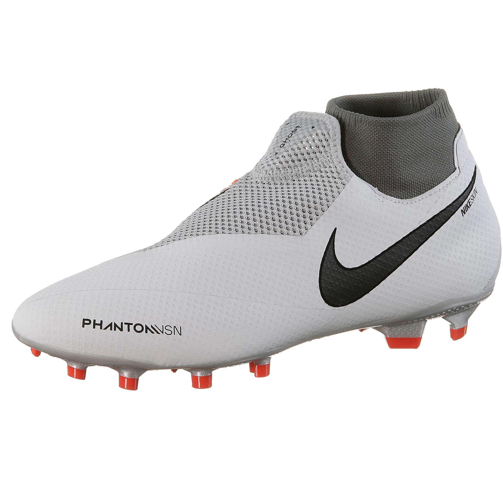 Nike Performance Fußballschuhe Phantom VSN PRO DF FG Fußballschuhe grau Damen Gr. 39