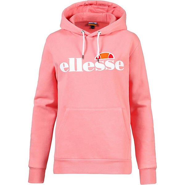 Pullover Ellesse Rosa Torices Hoodie wOn0k8P