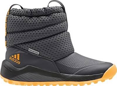 adidas Performance, Winterstiefel RapidaSnow BTW für Jungen, schwarz