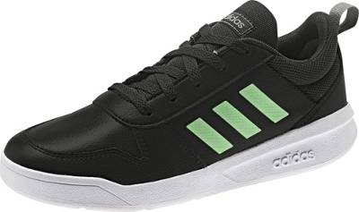 ADIDAS Performance Turnschuh Sneaker Klett weiß bunte Sohle 27