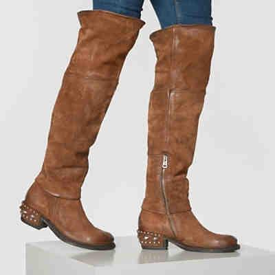 e3a2a77462e30 Overknees & Overknee Stiefel für Damen günstig kaufen | mirapodo