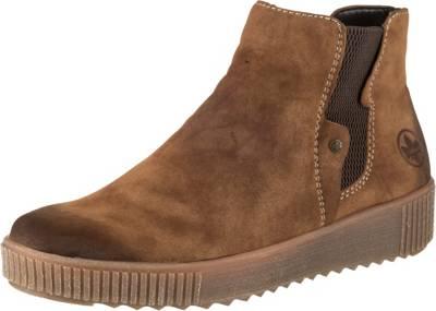 Kleidung & Accessoires 37,38,40 Stiefel & Stiefeletten Damen Sneaker Keilabsatz Wedges 8 cm Damenschuhe Stiefeletten camel Gr
