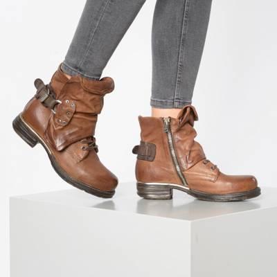Boots KaufenMirapodo Für Damen Biker Günstig fY6yb7gvI