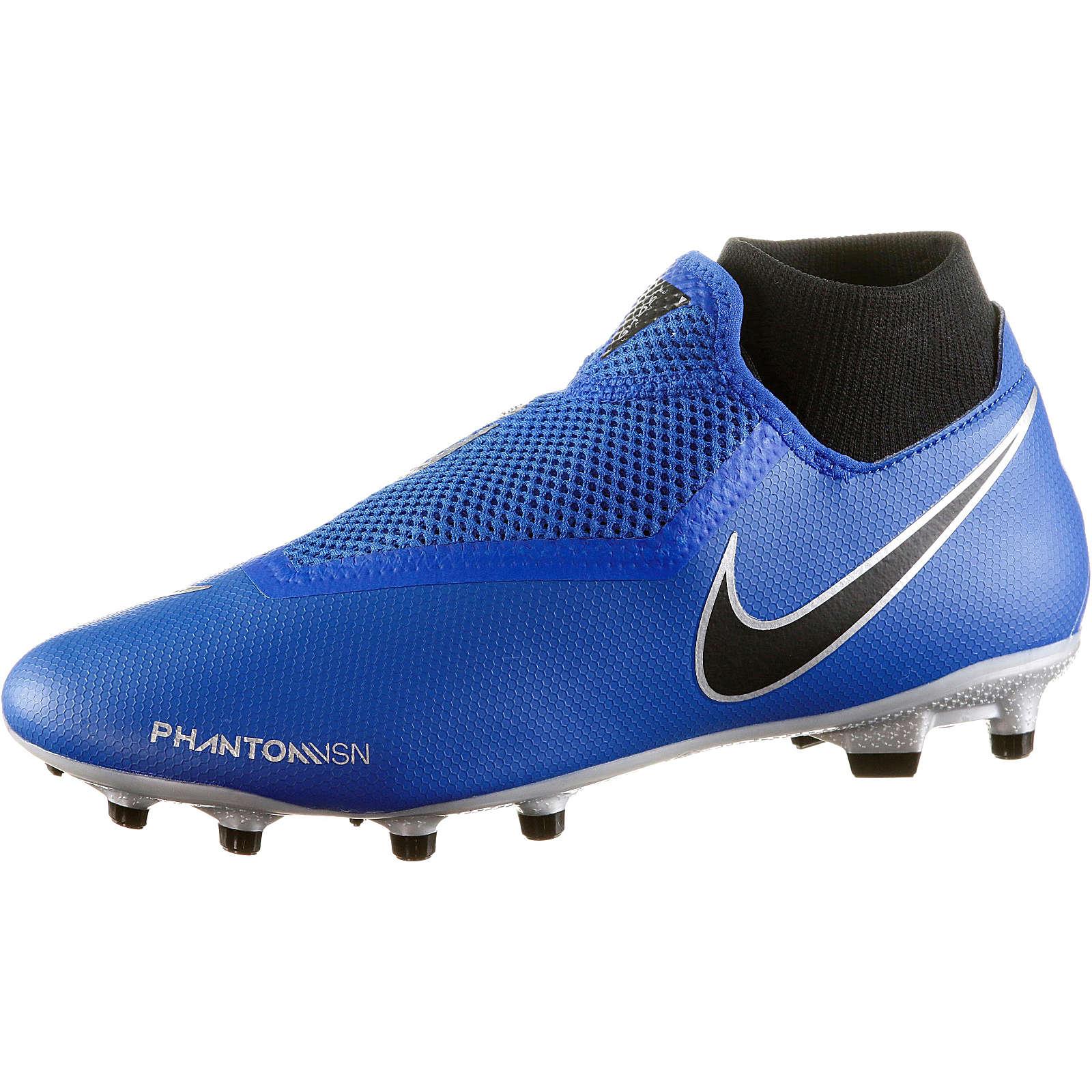 Nike Performance Fußballschuhe PHANTOM VSN ACADEMY DF FG/MG Fußballschuhe blau Damen Gr. 39