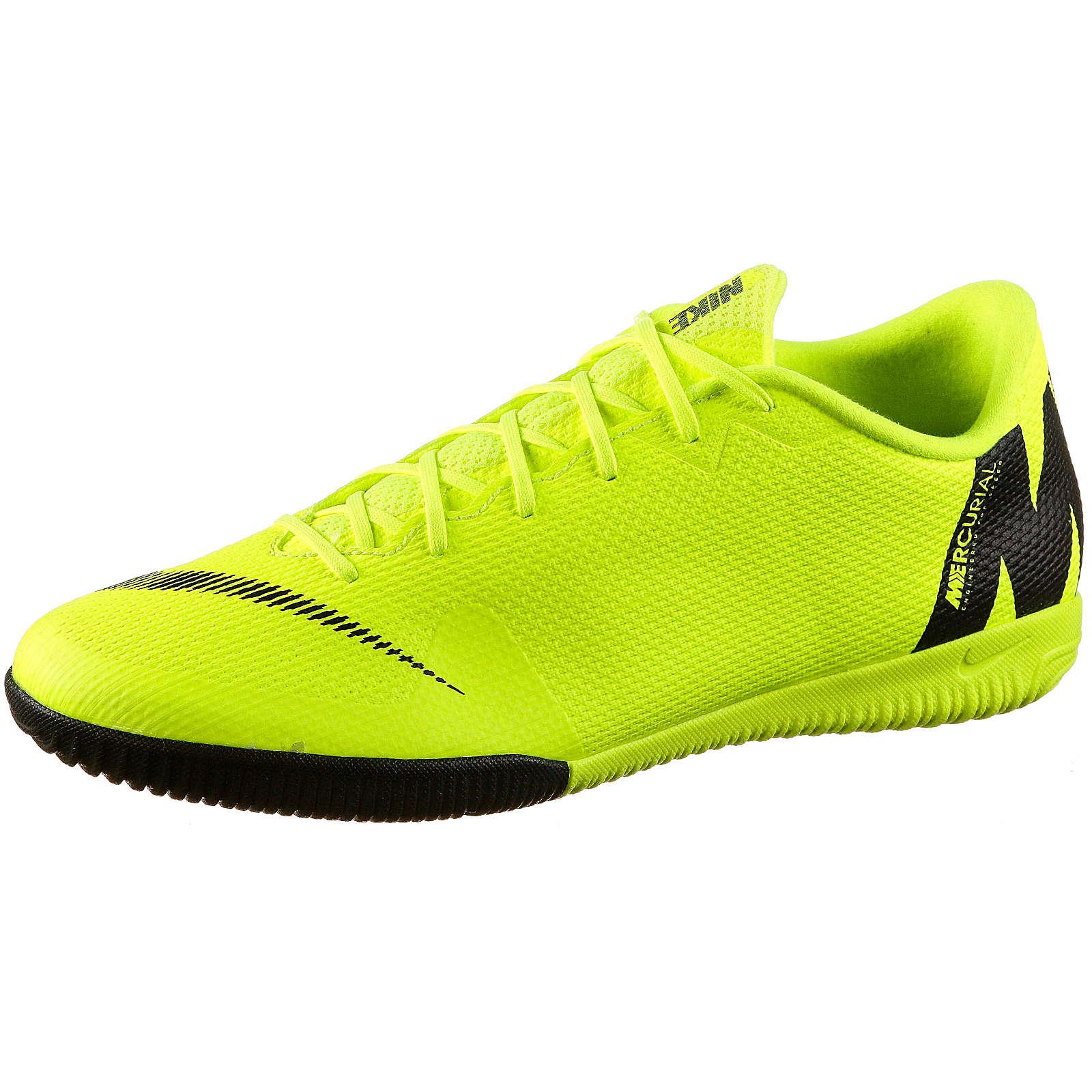 Nike Performance Fußballschuhe MERCURIAL VAPORX 12 ACADEMY IC Fußballschuhe gelb Damen Gr. 39