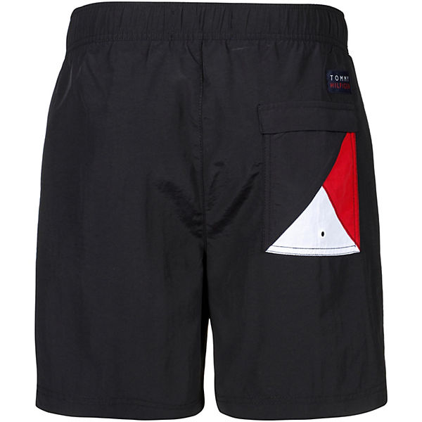Schwarz Tommy Hilfiger Tommy Badeshorts Badeshorts Solid Schwarz Hilfiger Solid Badeshorts Tommy Hilfiger Solid NOwPkn80X