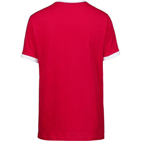 Hilfiger Tommy shirt T shirts Rot T IgvbyfY76