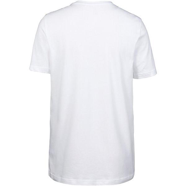 T shirts Calvin Weiß Klein shirt T dxWQCBoEre