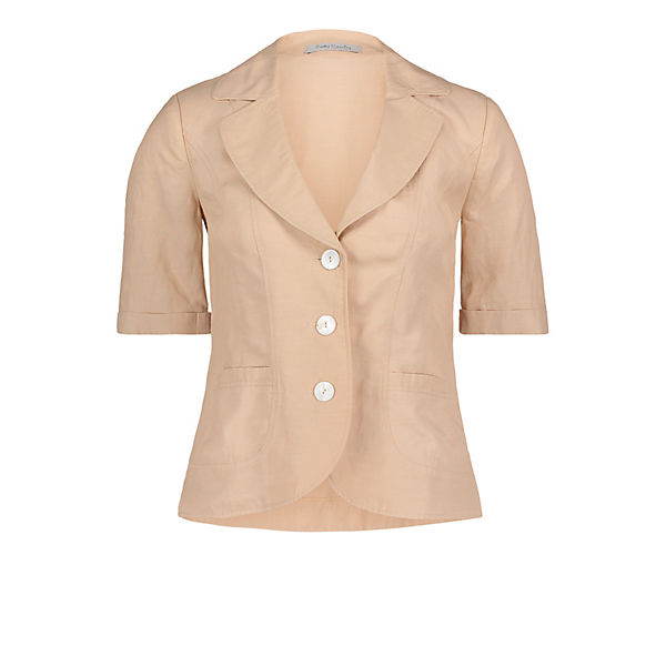 Beige Klassischer Betty Blazer Klassischer Betty Barclay Barclay Barclay Betty Blazer Beige SVGqUzMp