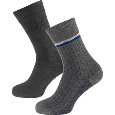 2er Pack Socks Light Lines Socken